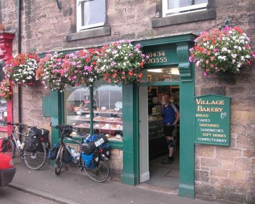De bakkerij in het Engelse Lake District waar het recept van de Oatmealcookies vandaan komt